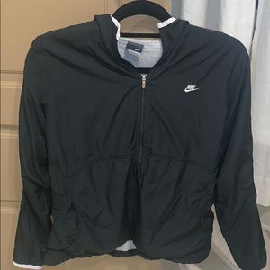 Nike light rain jacket